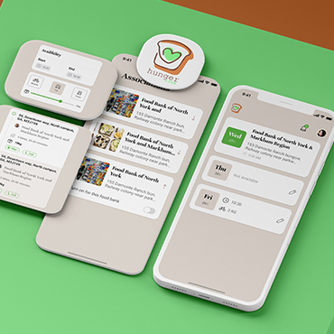 HungerLink-app